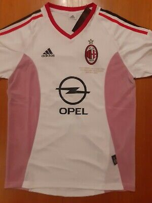 Maglia away AC MILAN finale Champions League 2002/03