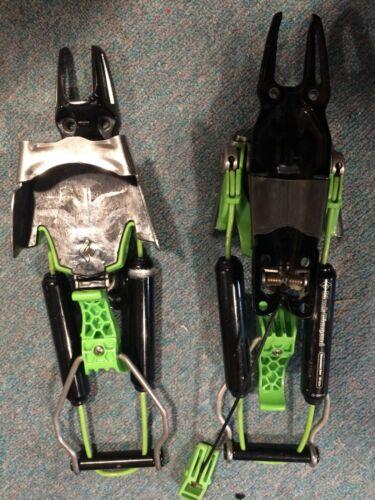 Black Diamond PAIR OF telemark ski bindings