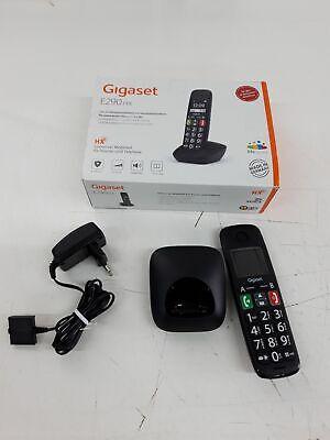 Gigaset E290HX Universal-Mobilteil – Schnurloses IP-Telefon (für Senioren zum An