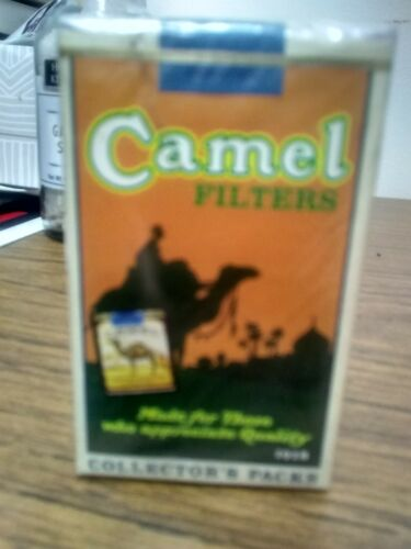 Vintage Camel Cigarette Collectibles 1918 Appreciate Quality Filters Soft Pk - $7.00