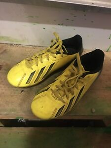 Cleats size 3