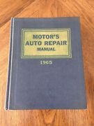 Motors Repair Manual