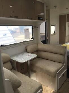 2017 New Age Manta Ray 16ft Ensuite Series 2 Youngtown Launceston Area Preview