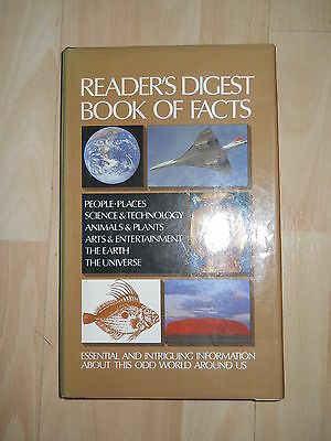 Reader's Digest Book Of Facts