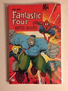 Fantastic four graphic novel comic