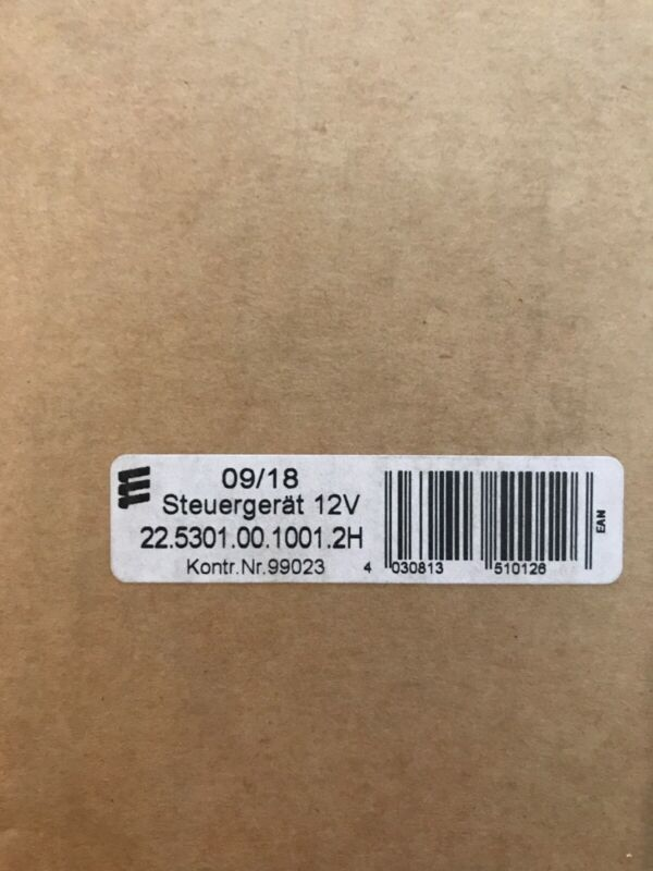 Espar /  Eberspacher Electronic control unit ECU for Hydronic 10 NEW!