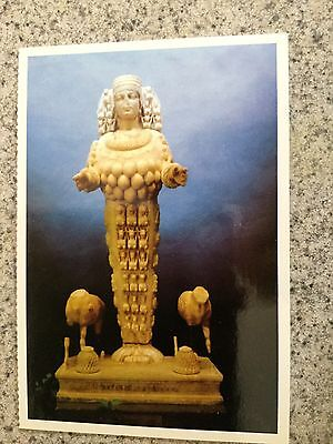 Postcard Unused Turkey  Efes Izmir   Small Artemis Of Ephesus
