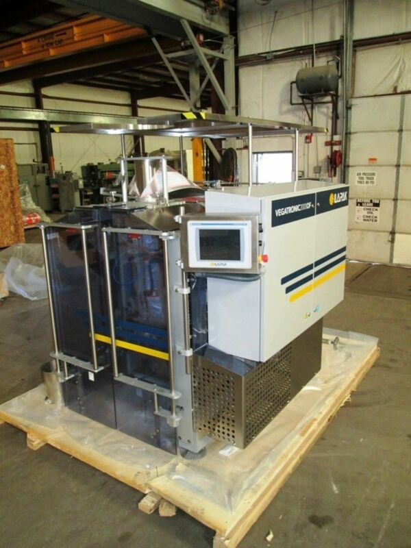 Ilapak Vegatronic 2000 Form/Fill/Seal Packaging Machines New 2019 UNCRATED!