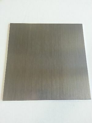 .125 18 Mill Finish Aluminum Sheet Plate 6061 16 X 16