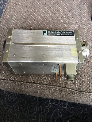 Products Research Te-104ts Refrigerated Photomultiplier Tube Housing W Socket