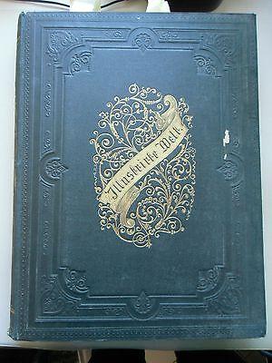 Illustr. Welt Deutsches Familienbuch Blätter Natur Leben Wissenschaft Kunst 1875