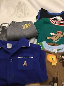 Toddler boys clothing size 2T and 3T