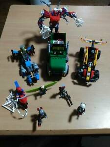 LEGO SETS AS NEW :76147, 42101, 76146