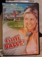 Golf Balls! (DVD) Amy Lynn Baxter 829567009529   eBay