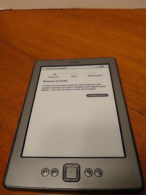 """Amazon Kindle (4th Generation) 6"""" WiFi  DO1100 Tested and Working See Photos na sprzedaż  Wysyłka do Poland"""