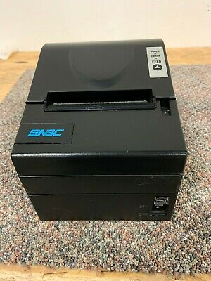 Snbc Btp-r880np Thermal Pos Receipt Printer With Power Supply - Usb And Ethernet