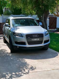 2008 Audi Q7 SUV Seaforth Manly Area Preview