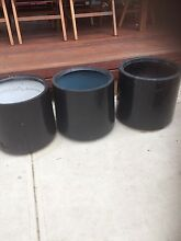 Plastic pots Exeter Port Adelaide Area Preview