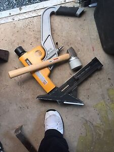 Bostitch  hard wood nailer