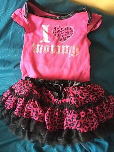 6-12 month girl outfit