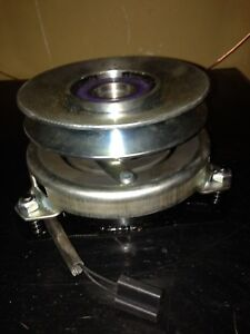 PTO  clutch for a John Deere lawn tractor
