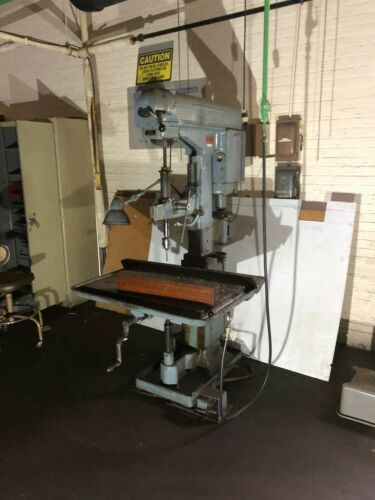 The Fosdick M.T. Co Machine Drill Press