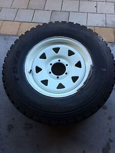 17 inch wheels 265/70 R17 Rivervale Belmont Area Preview