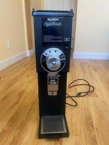 BUNN G3 COMMERCIAL 3 LB COFFEE GRINDER