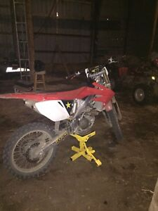 2006 crf250r for sale or trade