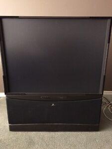 Free zenith big screen TV- must go this week