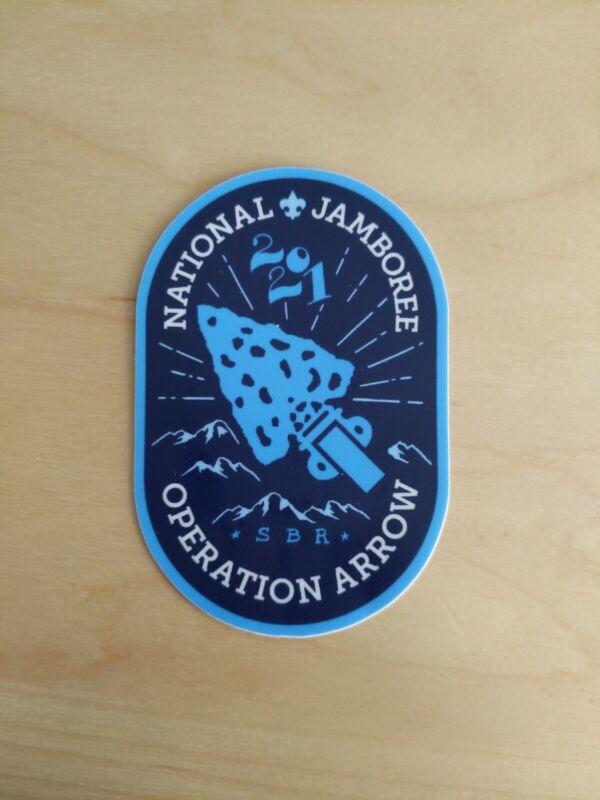 2021 National Scout Jamboree Operation Arrow Sticker OA NSJ BSA Boy Scouts