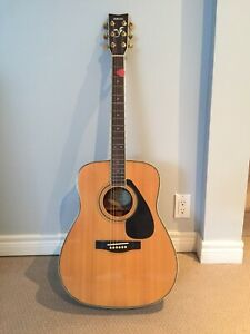 YAMAHA ACOUSTIC GUITAR ~ Model FG 461S