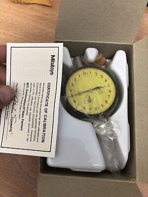 Metric Mitutoyo Dial Indicator Model 2011f-11