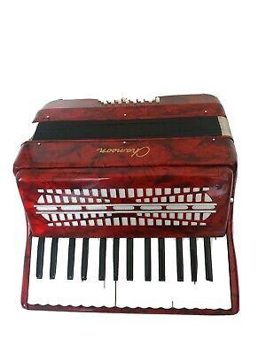 Chanson - 24 Bass Piano Accordion