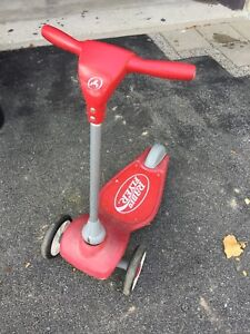 Good condition Radio Flyer kids scooter