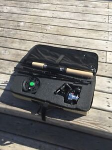 Compact Spinning/Fly Rod
