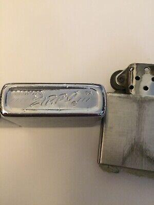 zippo lighter - 1975