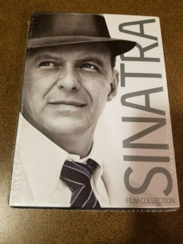 The Frank Sinatra Film Collection DVD 10-Disc Tony Rome Detective Lady Cement  - $22.99