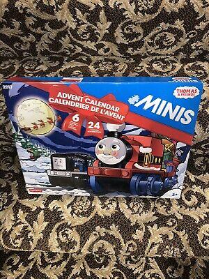 2017 Thomas & Friends Trains Minis Advent Calendar Set NIB