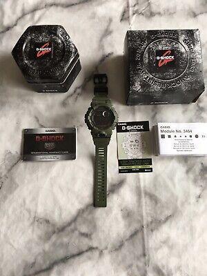 Casio G-shock Green Bluetooth Smartwatch GBD-800UC-3ER