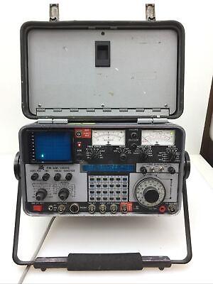 Ifr 1200s Fmam Communication Service Monitor