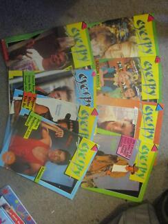 ***RARE*** 8 X Eyespy Magazines