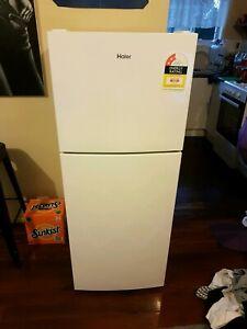 Haier fridge freezer volume 222 l
