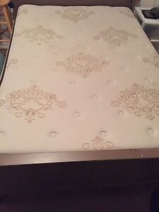 Double bed mattress and box spring *Free...*