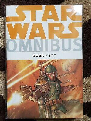 Star Wars Boba Fett omnibus