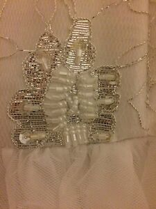 Wedding/deb dress s12 . Worn once. New $290. Upwey Yarra Ranges Preview