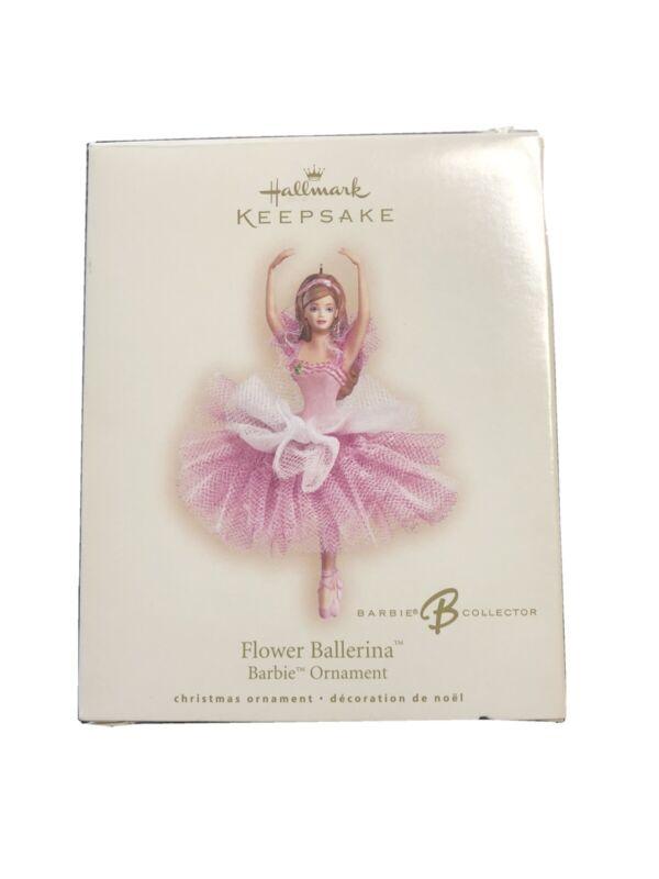 Hallmark Keepsake - Flower Ballerina - Barbie **FREE SHIPPING**