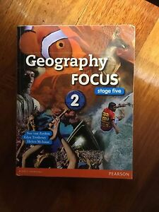 Geography Focus 2 Textbook Haberfield Ashfield Area Preview
