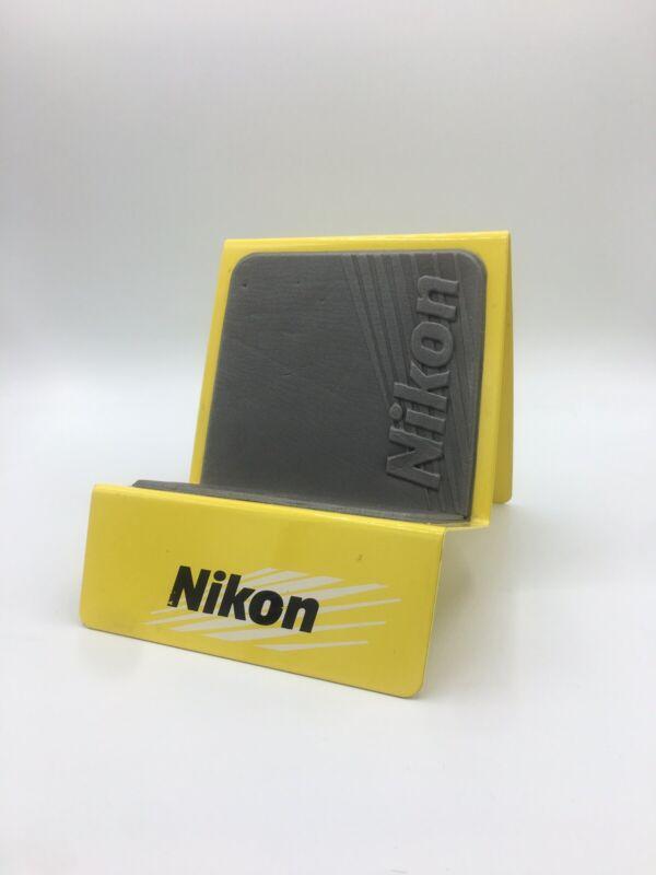 Nikon Binocular/Scope Counter Top Display Advertisement
