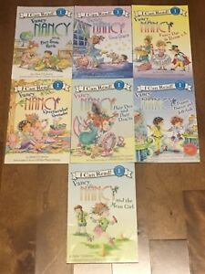 7 Fancy Nancy Books